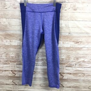 Old Navy Active Youth Large Girls Purple Leggings